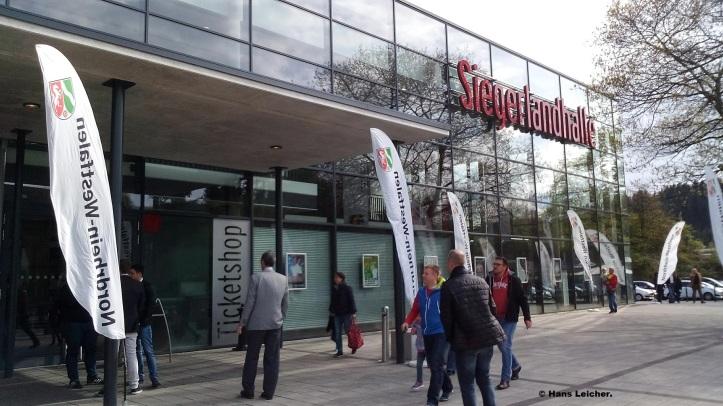 Siegerlandhalle