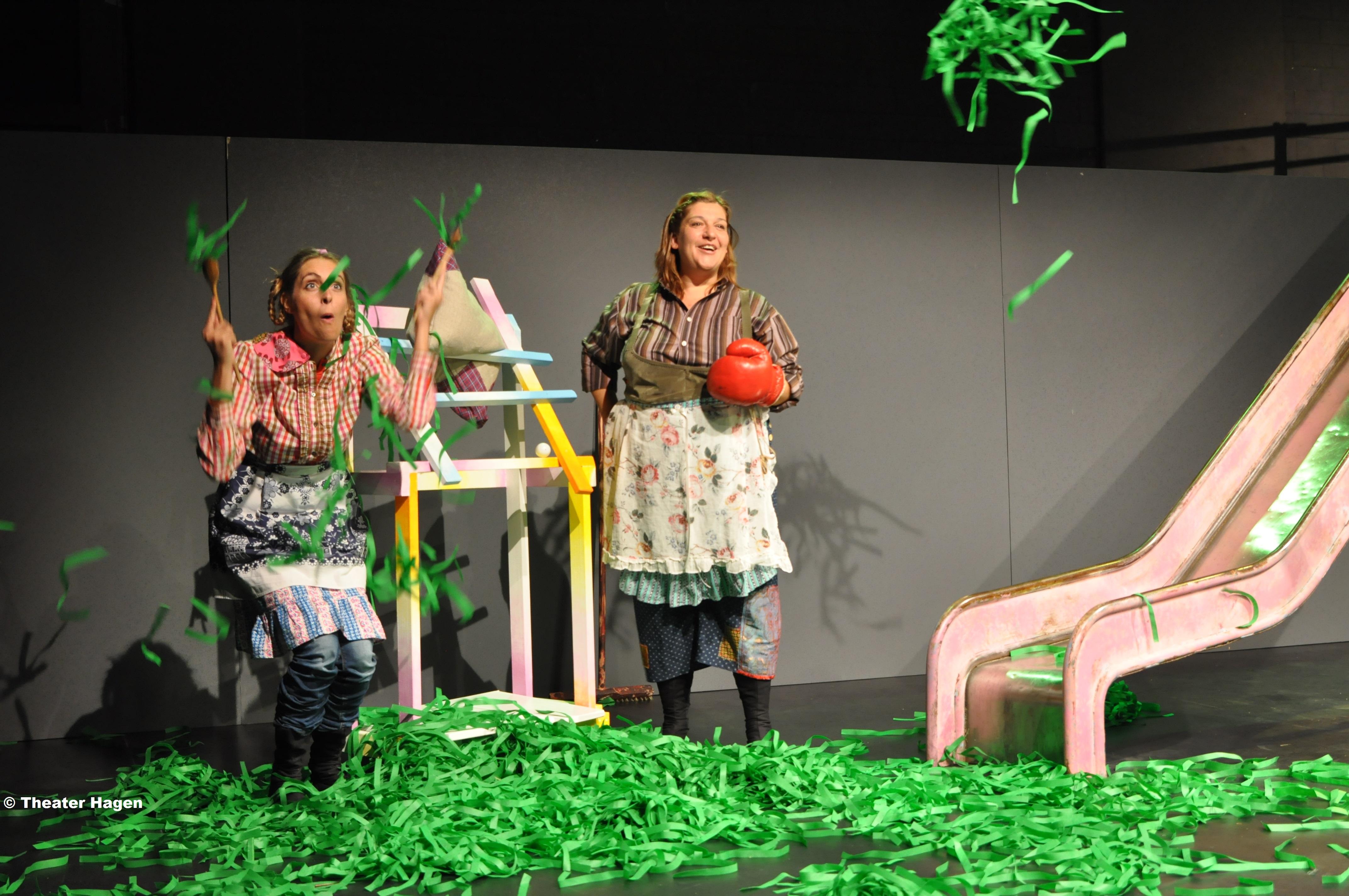 Die Kuh Rosmarie – Ein tierisches Theaterabenteuer