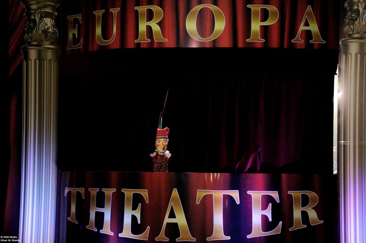 EUROPA-THEATER - Kasperle-Theater in Herne
