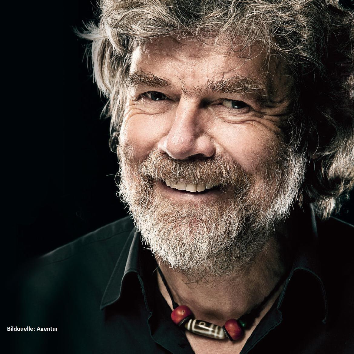 Reinhold Messner kommt in die Stadthalle Hagen