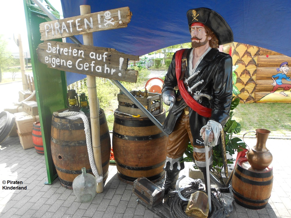 Piraten-Kinderland in Hannover