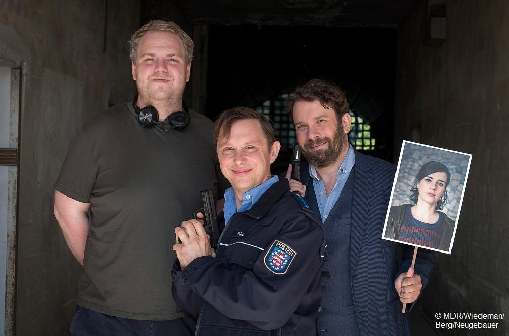 Drehstart für Tatort aus Weimar mit Nora Tschirner und Christian Ulmen