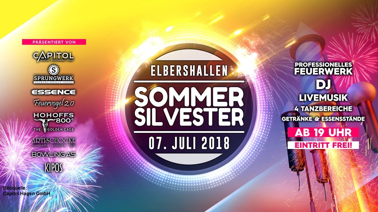 07.07.: ELBERSHALLEN SOMMER SILVESTER – TV58.de – OnlineTV