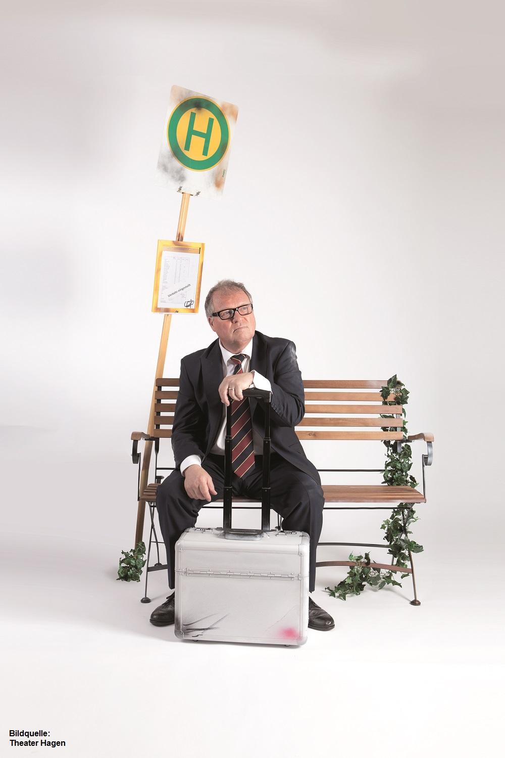 """""""europa, der kreisverkehr und ein todesfall"""" – Kabarett im Theater Hagen mit Thomas Freitag"""
