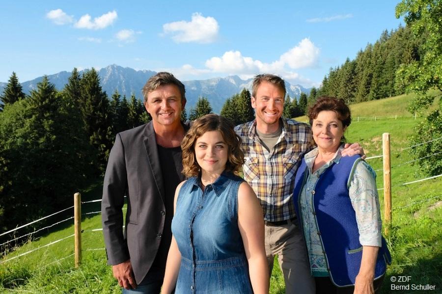 "ZDF dreht neue Folgen ""Der Bergdoktor"""