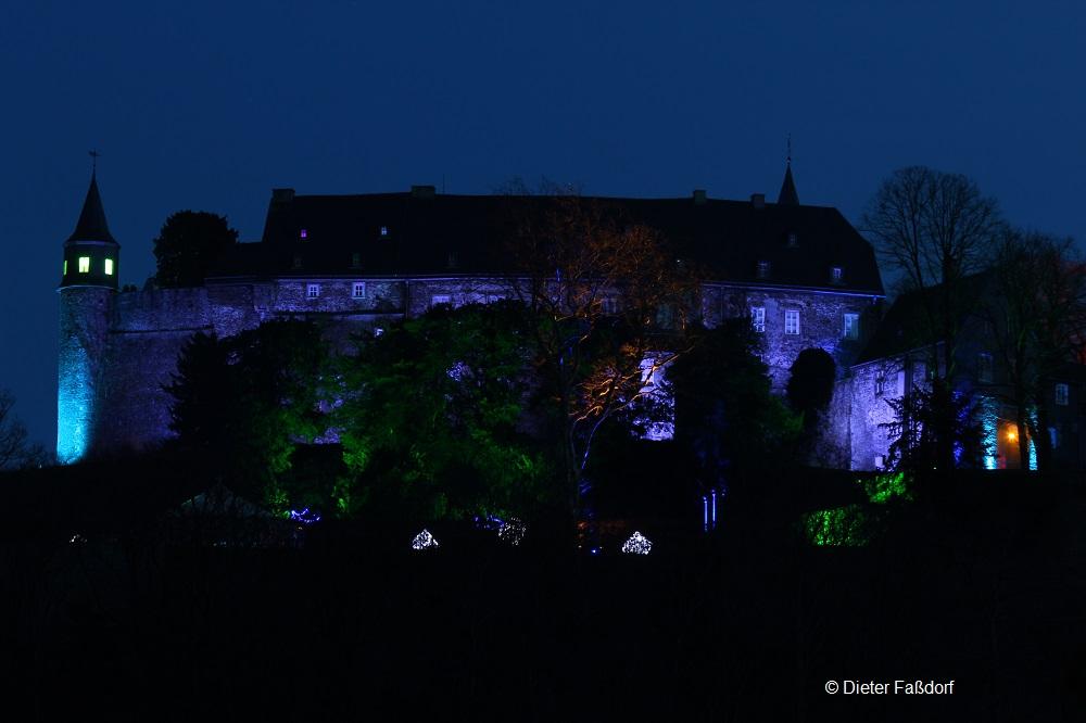 Nachtwächterführung im Schloss Hohenlimburg