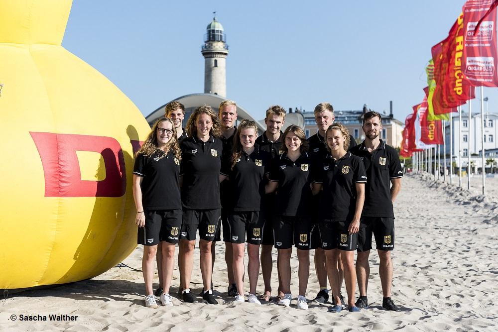 22. Internationaler DLRG CUP: Deutschland verteidigt erfolgreich Titel