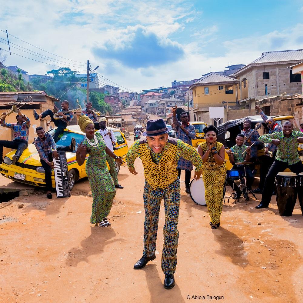 Afro-Beat beim Hagener Muschelsalat