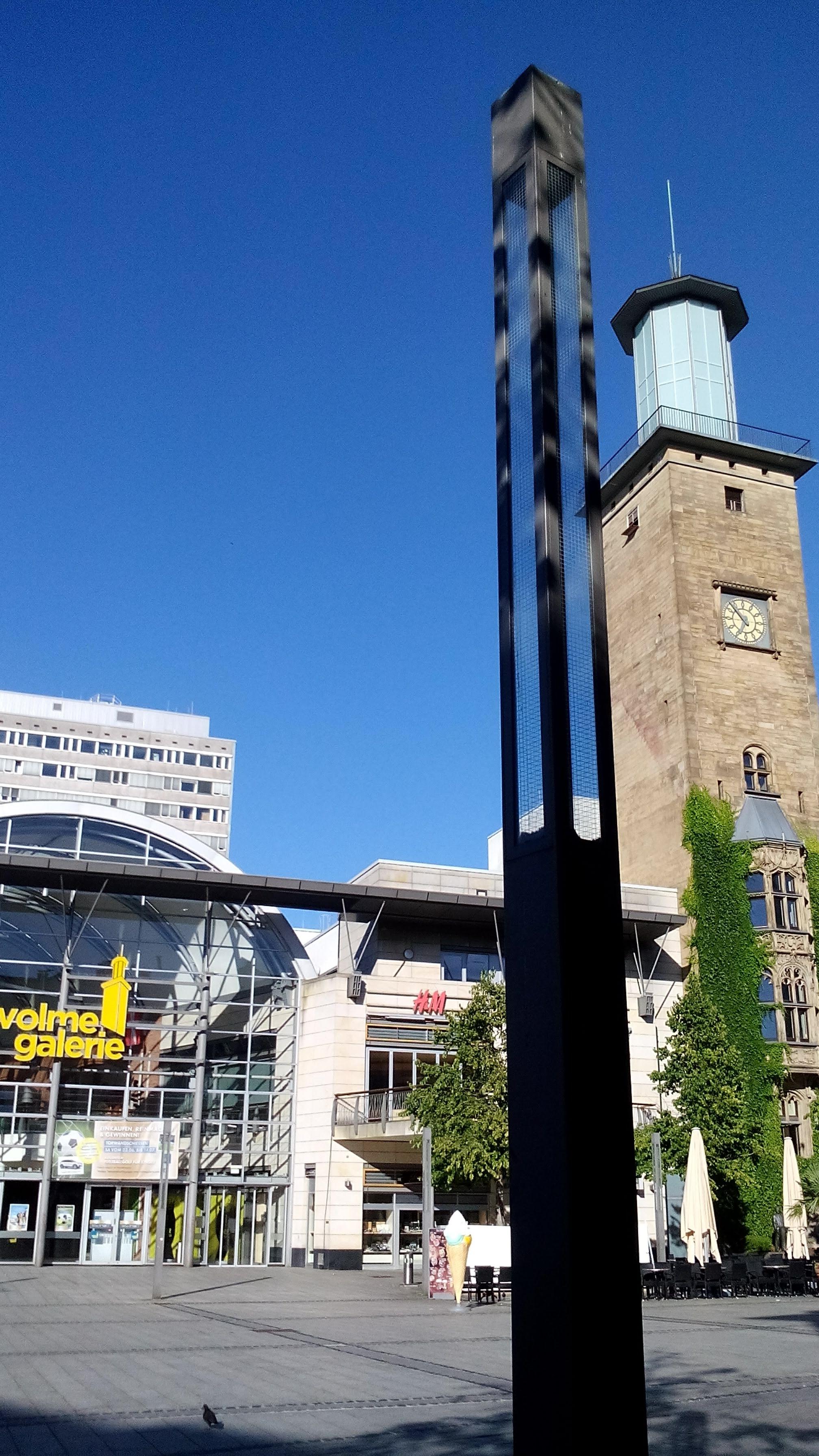 Spaziergang zum Wirtschaftswunder und Wiederaufbau in Hagen