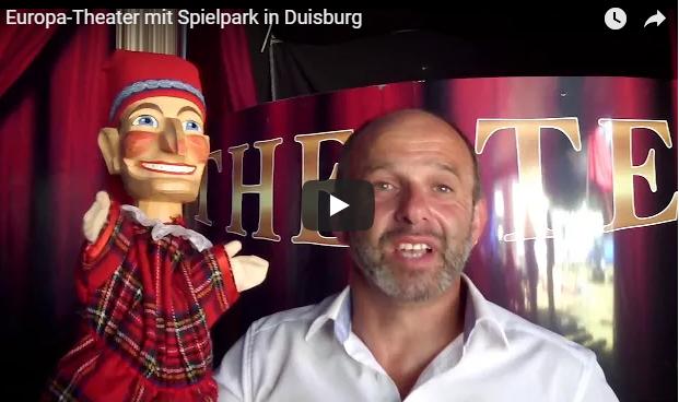 Europa-Theater mit neuem Freizeit-Konzept in Duisburg | VIDEO