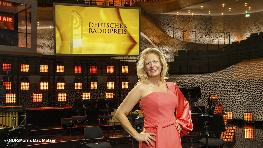 """""""Deutscher Radiopreis 2018"""" mit erneutem Rekord – Barbara Schöneberger moderiert die Gala"""