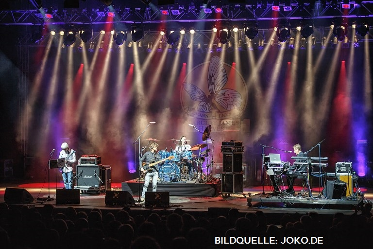 John Lees' BARCLAY JAMES HARVEST – Stadthalle Wuppertal