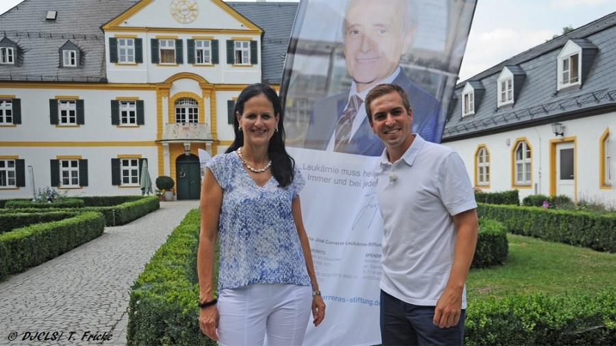 8. Philipp Lahm Sommercamp