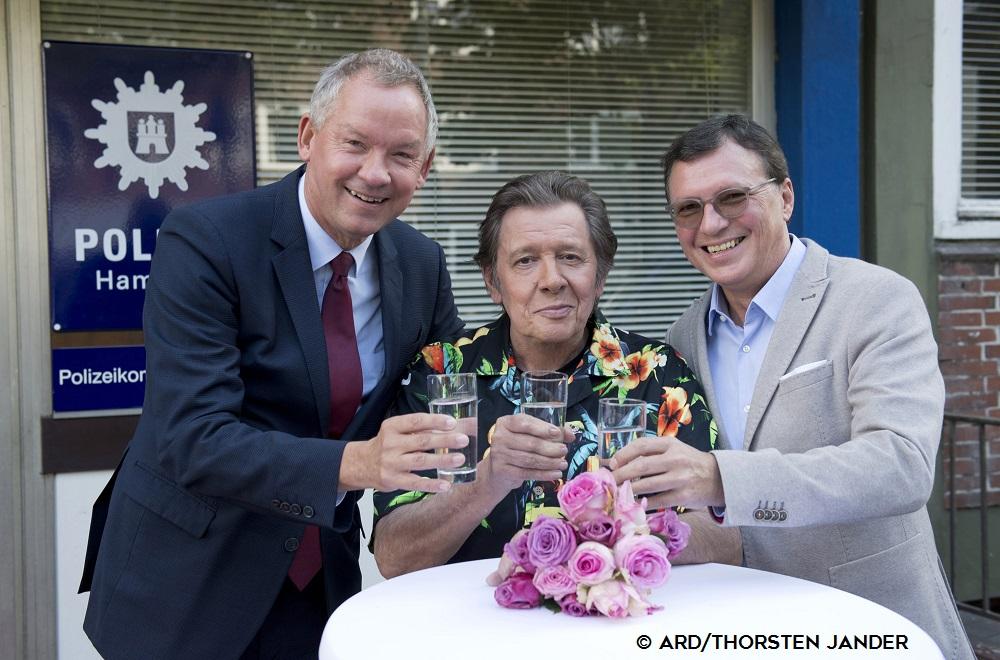 """""""Ein begnadeter Volksschauspieler"""": Jan Fedder feiert sein 50. Film- und Bühnenjubiläum"""