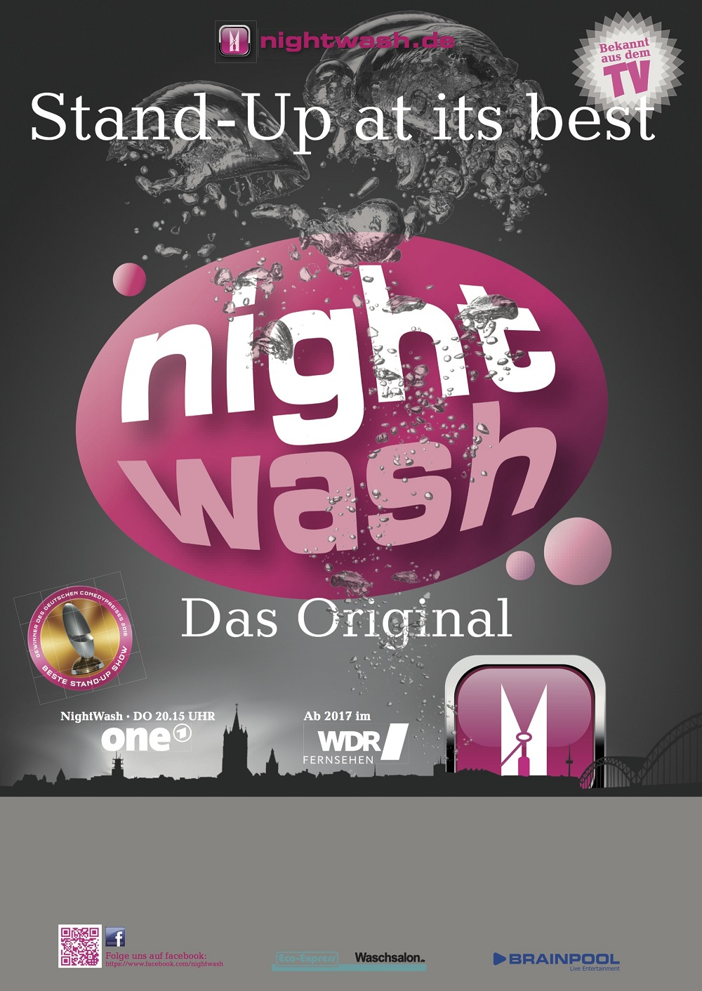 NightWash LIVE! in Hagen im November