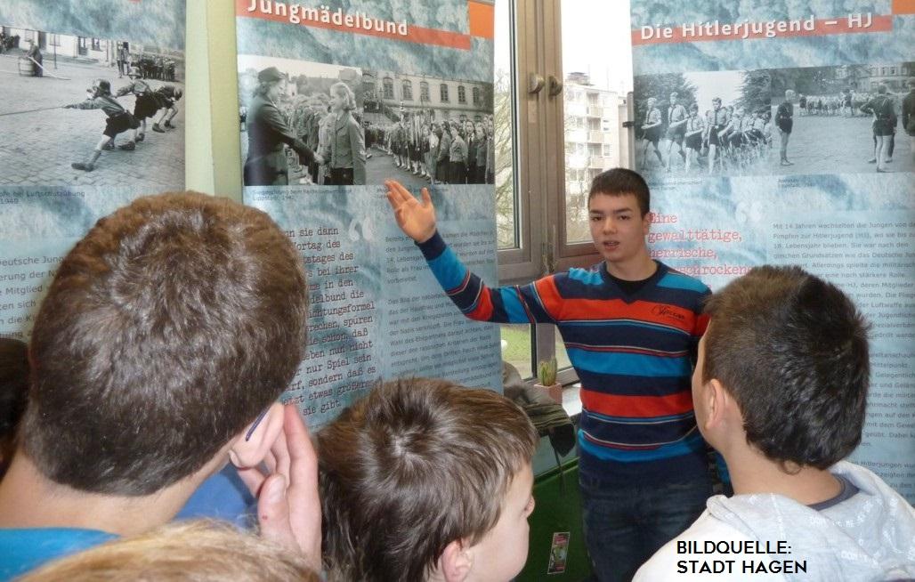 "Mehr als 30.000 Besucher bislang bei der Wanderausstellung ""NS-Jugend"""