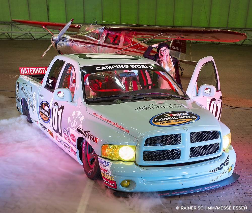 Essen Motor Show 2018 veredelt das Autojahr