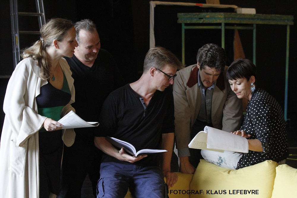 """Werkstattgespräch und Offene Probe zur Operette """"Pariser Leben"""""""