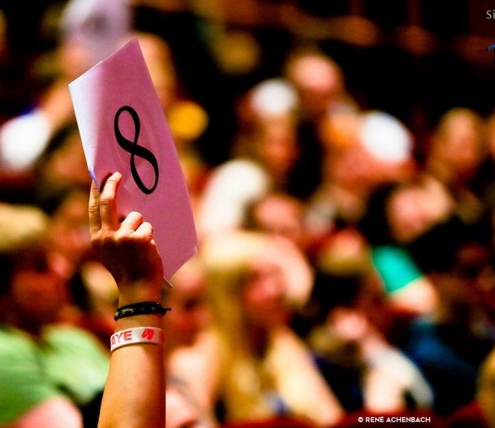 Poetry Slam - Publikumsjury 2 (c) René Achenbach