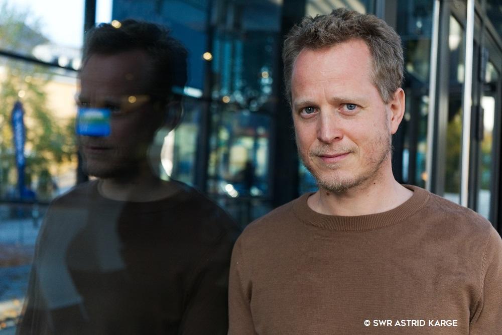 Verleihung des Karl-Sczuka-Preises an Martin Brandlmayr