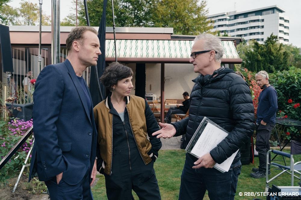 """Drehstart für den neuen rbb-Tatort """"Der gute Weg"""""""