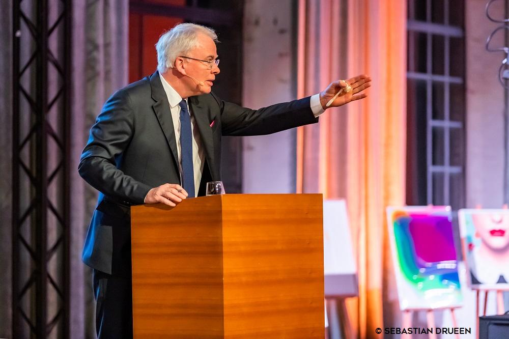 Kunstauktion für die Deutsche AIDS-Stiftung mit Rekord-Erlös