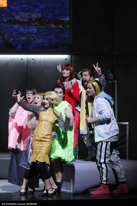 """DIE STUNDE DER KRITIK zur Offenbach-Operette """"Pariser Leben"""""""