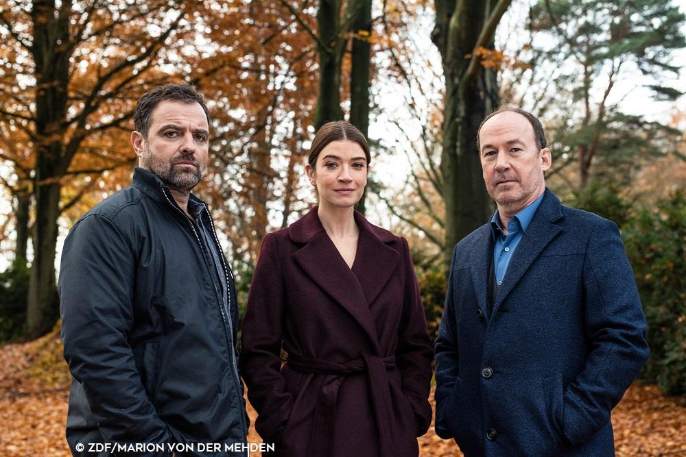 """ZDF dreht neuen """"Neben der Spur""""-Thriller mit Ulrich Noethen"""