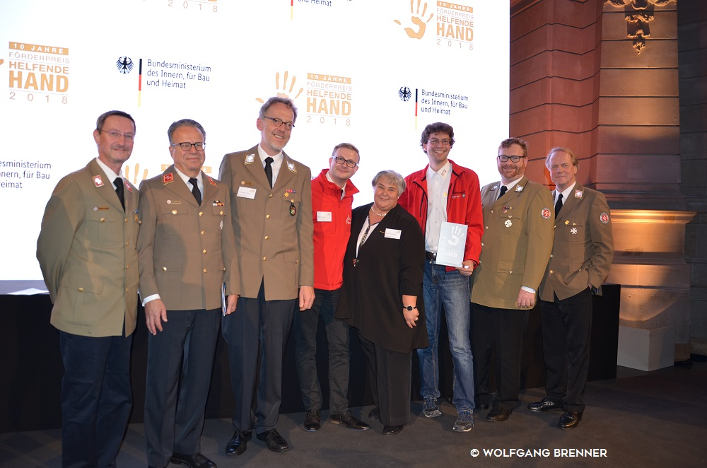 20181203_Verleihung Helfende Hand Berlin Gewinner Johanniter-Unfall-Hilfe.jpg