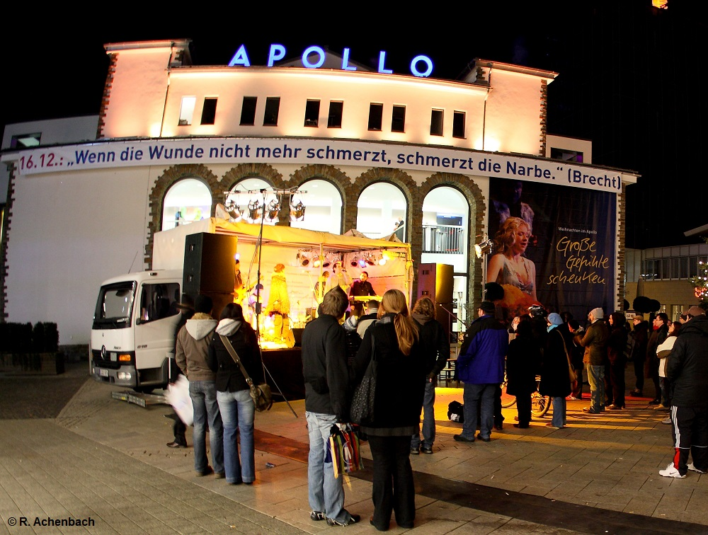Apollo: Ge(h)Denken mit Mehmet Daimagüler