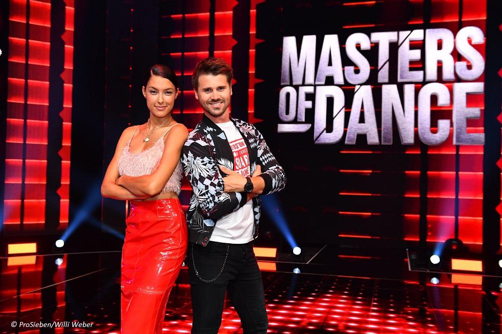 Masters of Dance: Rebecca Mir und Thore Schölermann moderieren