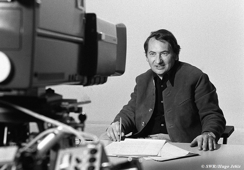 SWR Intendant Peter Boudgoust zum Tod von Horst Stern