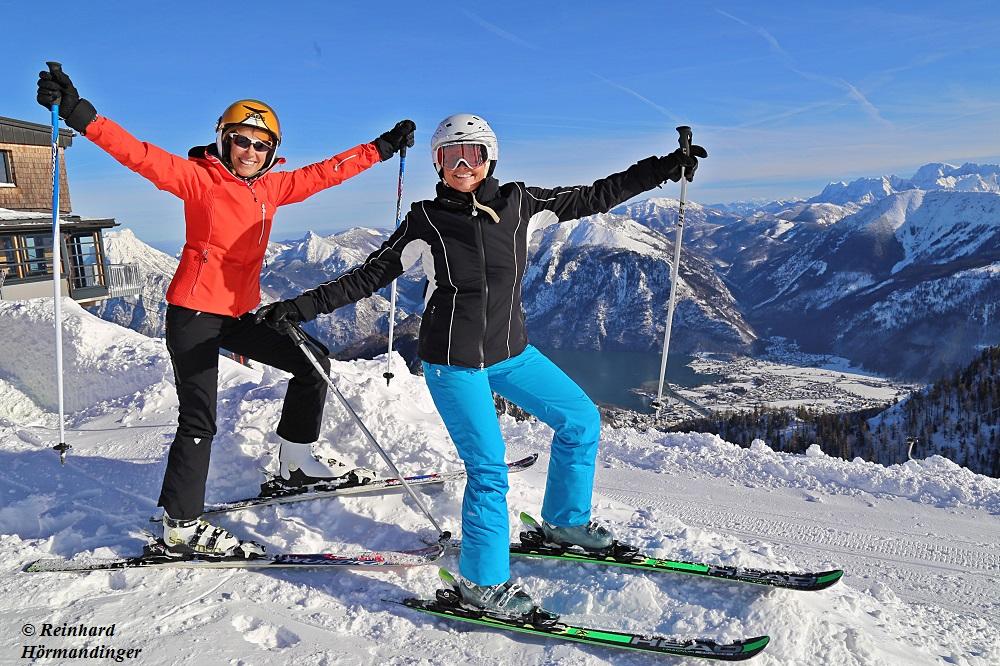 Perfektes Skivergnügen in Oberösterreich