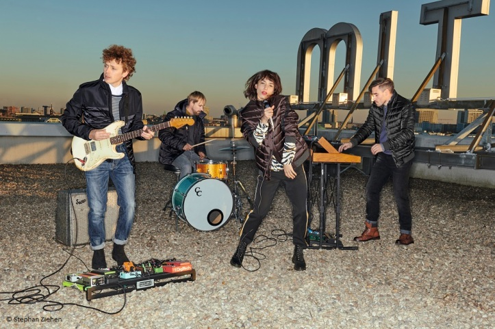 Münchner Band Cosby holt CALAMAR auf die Bühne