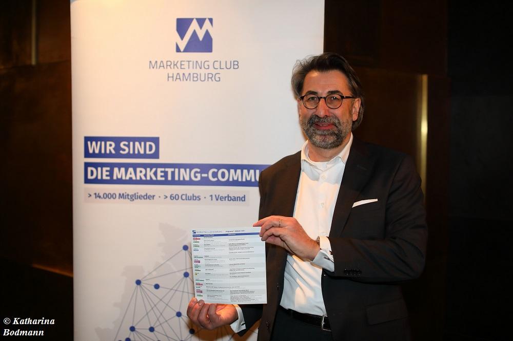 Marketing Club Hamburg präsentiert hochkarätiges Veranstaltungsprogramm für das 1. Halbjahr 2019