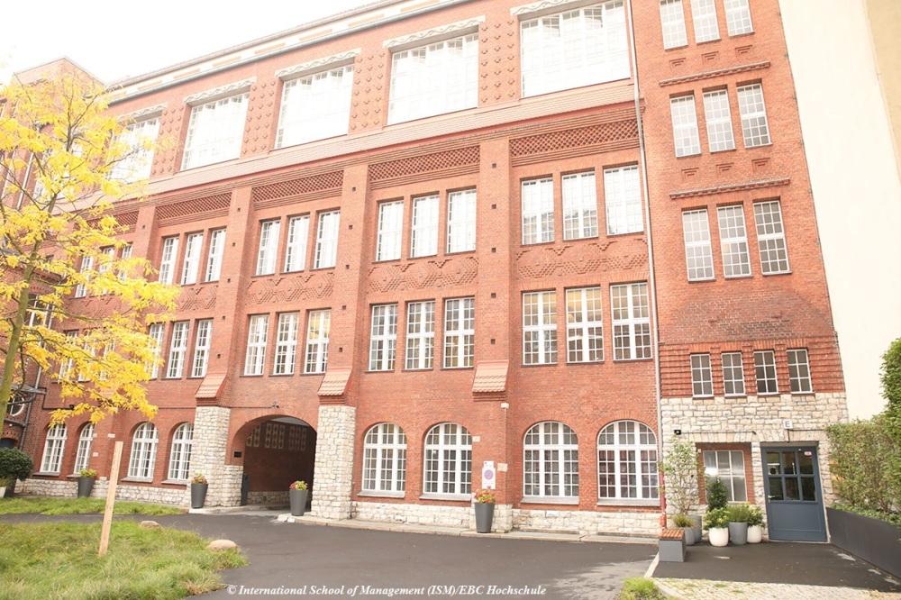 International School of Management mit neuem Standort in Berlin