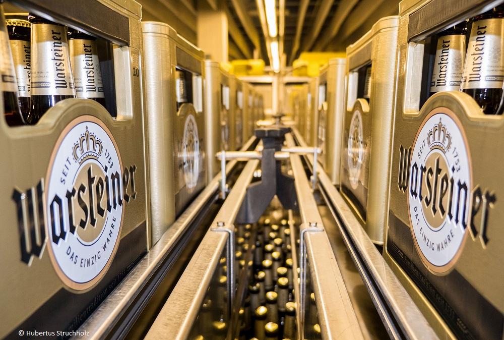 Warsteiner Brauerei schließt Jahr 2018 mit deutlichen Zuwächsen