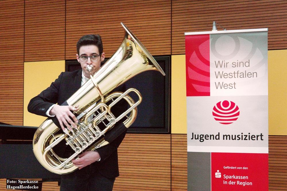 56. Regionalwettbewerb Jugend musiziert Dankeschönkonzert