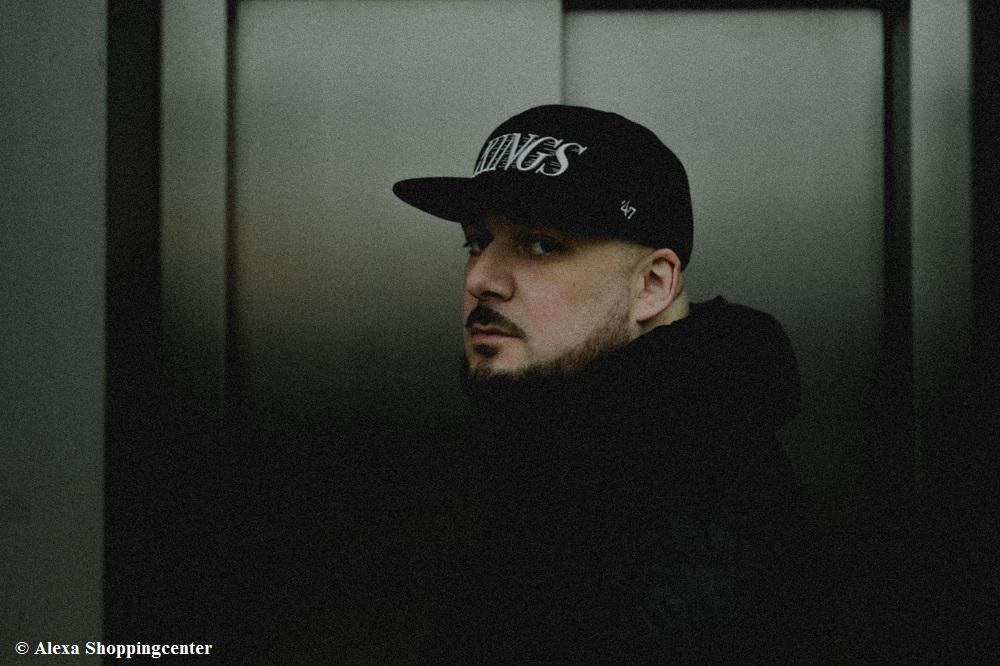 Rapper Kool Savas trifft seine Fans im ALEXA