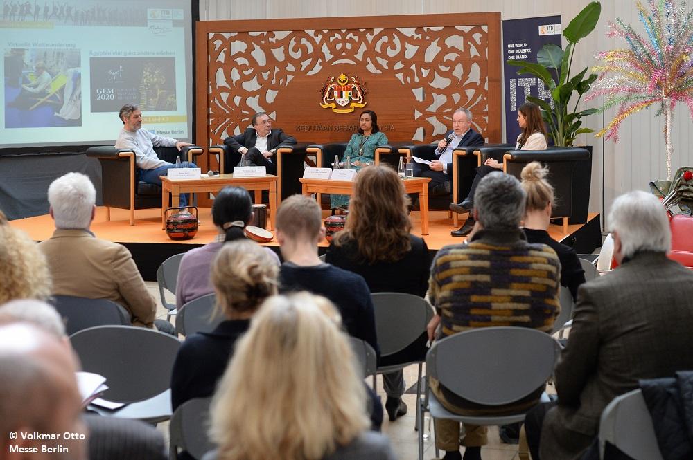 ITB Berlin 2019: Auf Weltreise an einem Tag