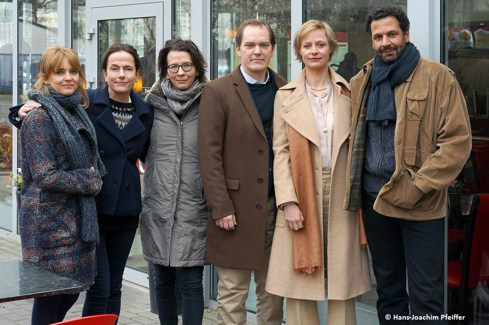"""ZDF dreht Familiendrama """"Totgeschwiegen"""" in Berlin"""