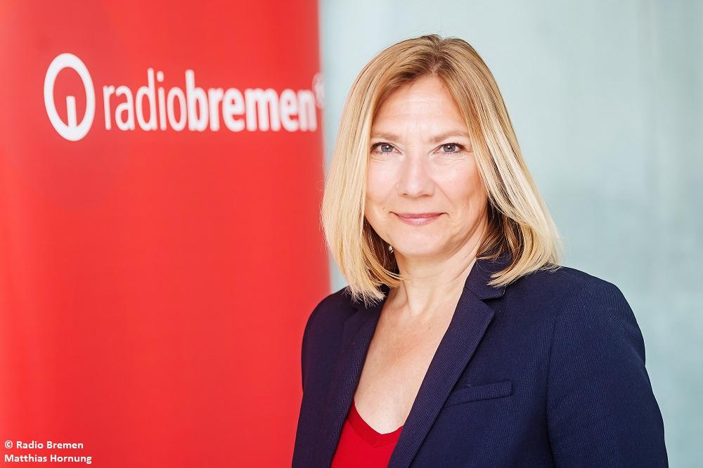 Neue Intendantin von Radio Bremen: Dr. Yvette Gerner