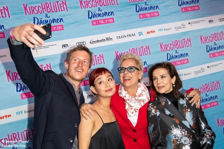 """""""Kirschblüten & Dämonen"""" Premiere in München"""