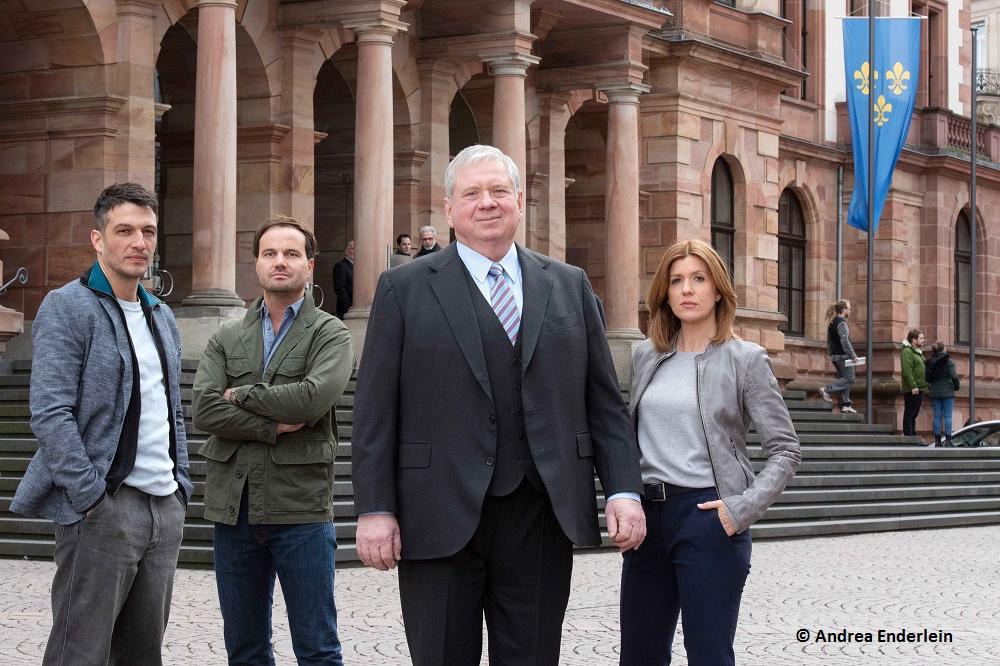 """ZDF dreht """"Der Staatsanwalt"""": Neuer Kommissar und 90-Minüter"""