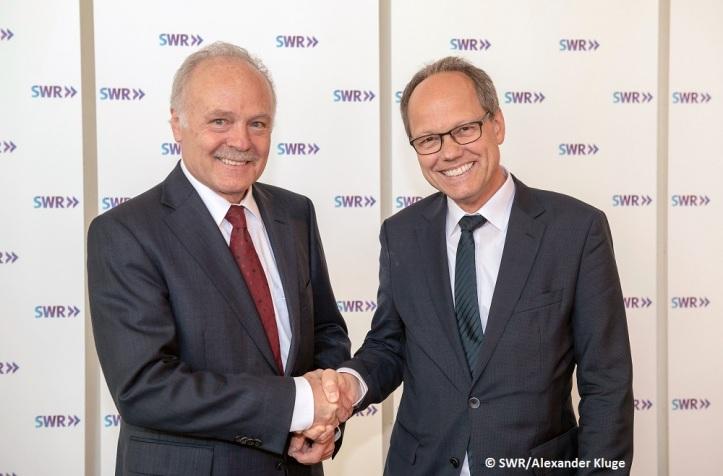 Dr. Kai Gniffke wird neuer SWR Intendant