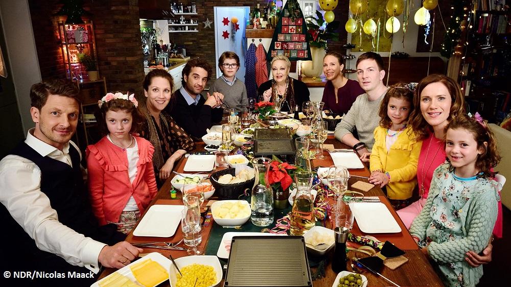 NDR dreht Silvester-Komödie mit Anneke Kim Sarnau und Oliver Wnuk