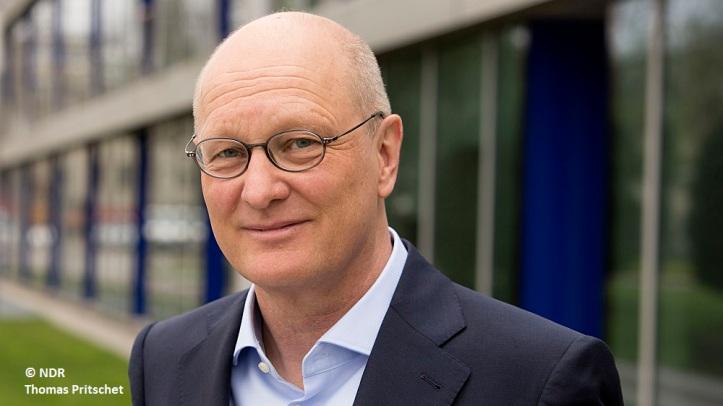 NDR Verwaltungsrat schlägt Joachim Knuth als Intendanten vor