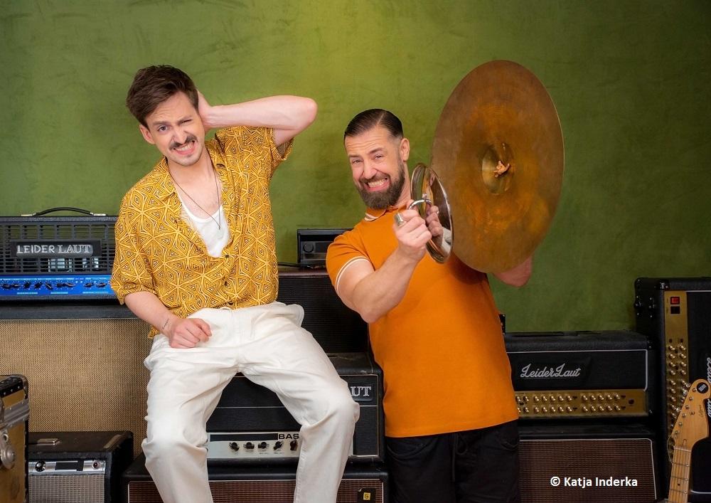 """""""Leider laut"""": ZDF dreht neue Musik-Comedy für KiKA"""