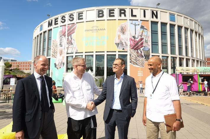 14. Panorama Berlin eröffnet