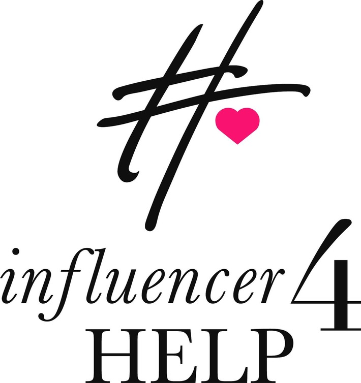 Influencer4help: FASHION MEETS CHARITY Herzens-Projekte: HashMAG ruft zur Spendenaktion auf